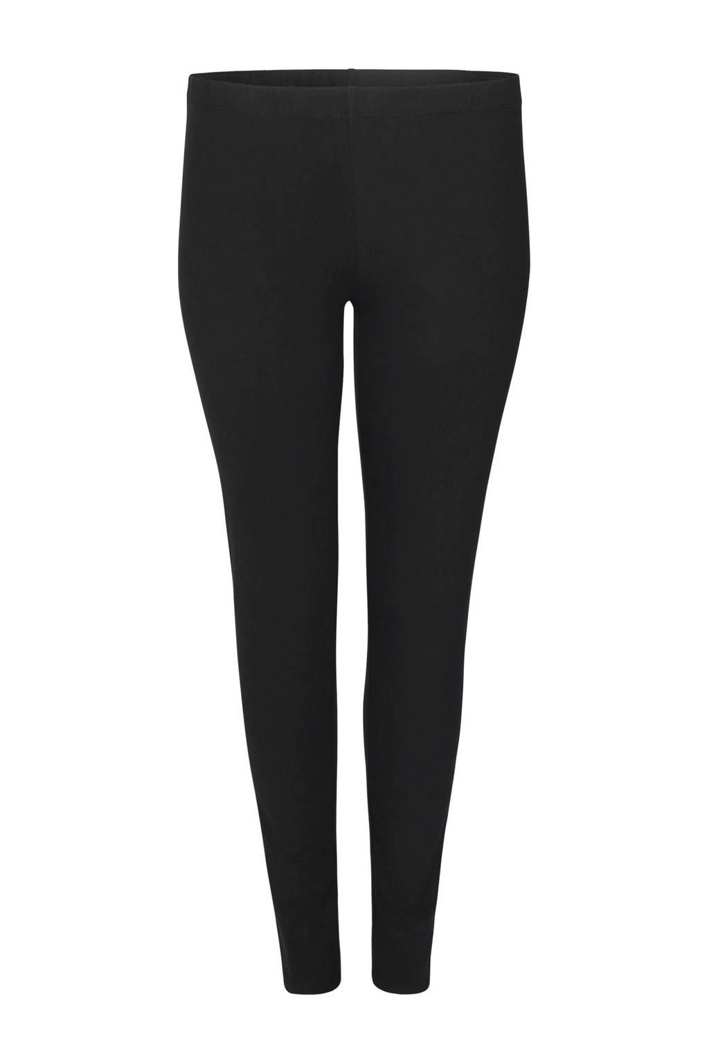 Paprika legging zwart, Zwart