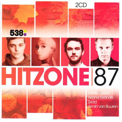 Various Artists - 538 Hitzone 87 (CD) kopen