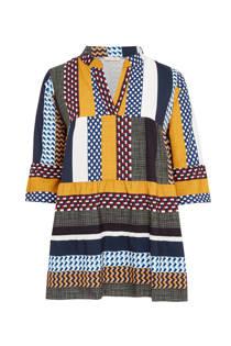 Belloya blouse met print (dames)