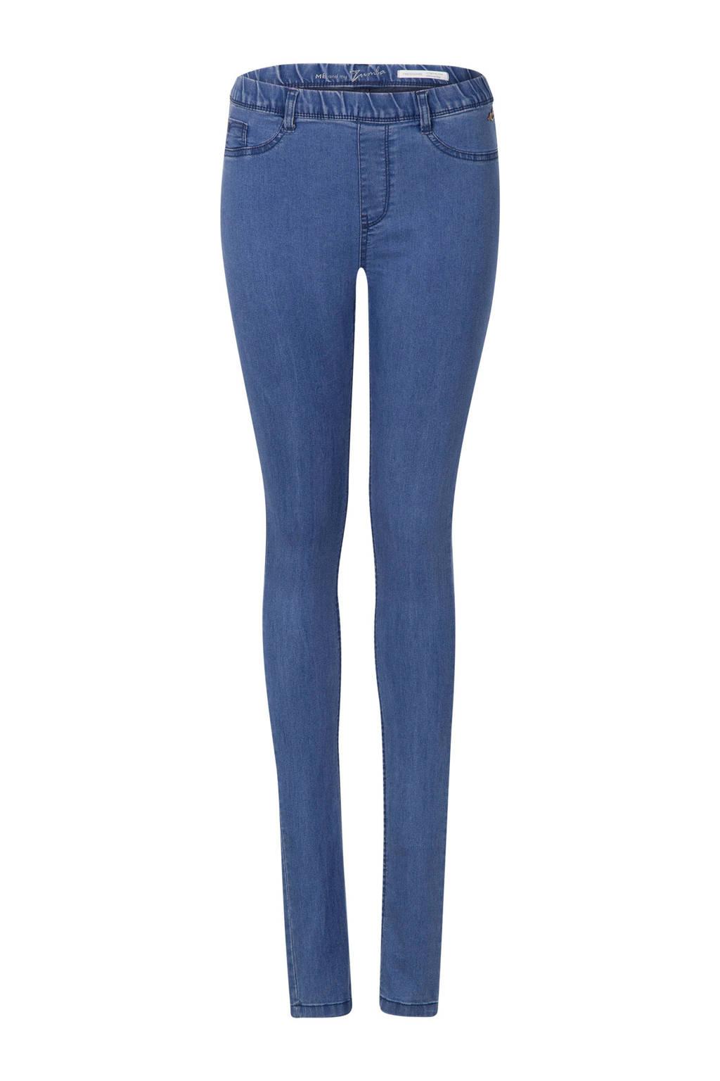 Miss Etam Regulier tregging blauw 36 inch, Blauw