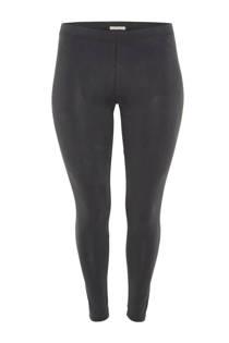 Belloya high waist legging antraciet (dames)