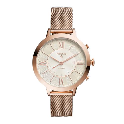 Fossil Q Jacqueline hybrid watch FTW5018 kopen