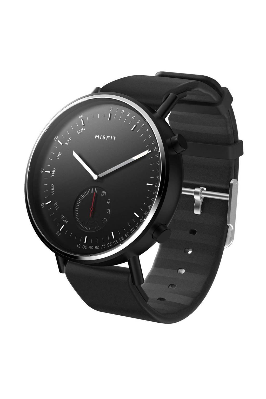Misfit hybrid smartwatch Mammoth MIS5017, Zwart