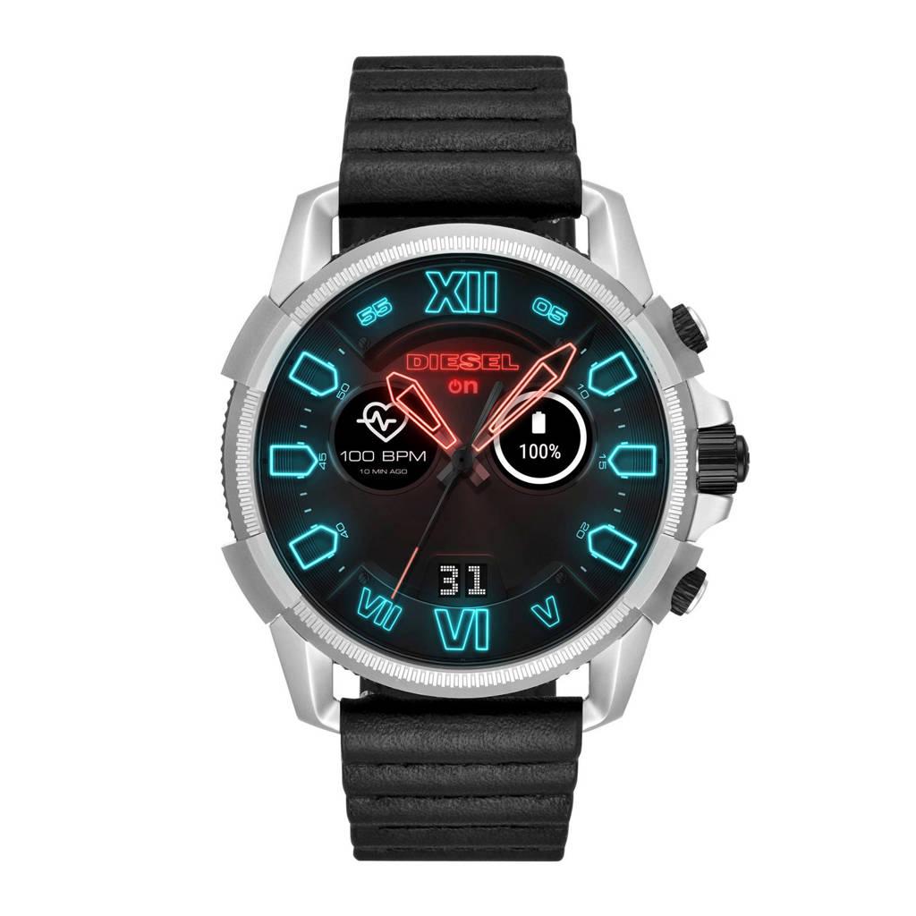 Diesel ON Gen 4 smartwatch DZT2008, Zwart / zilver