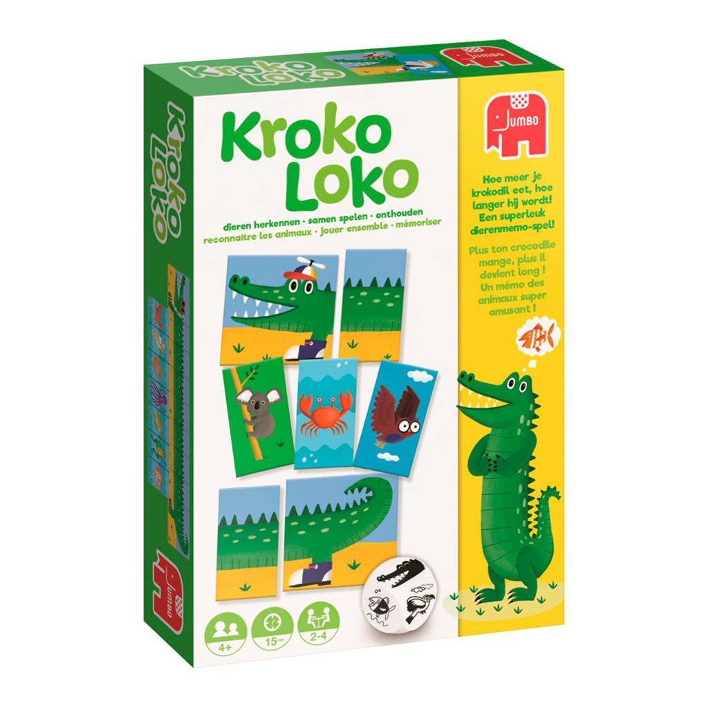 Jumbo Kroko Loko kinderspel