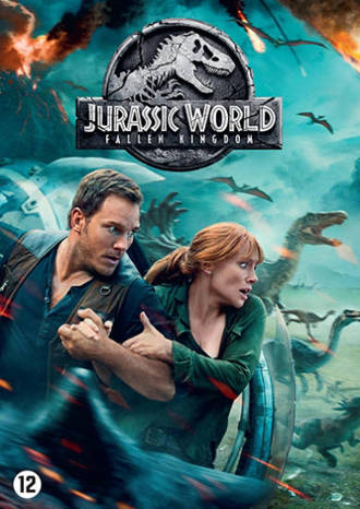 Jurassic world - Fallen kingdom (DVD)