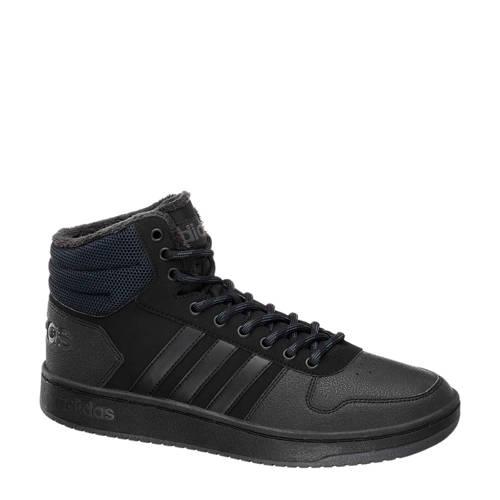 Hoops 2.0 Mid sneakers zwart