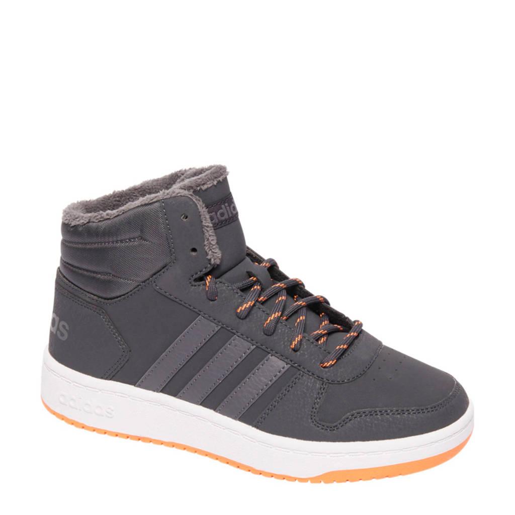 premium selection 24bd1 eb004 adidas Hoops Mid 2.0 sneakers grijs, Grijs