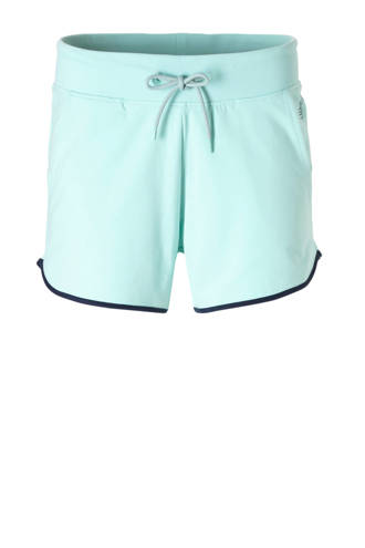 Women Sports short mintgroen