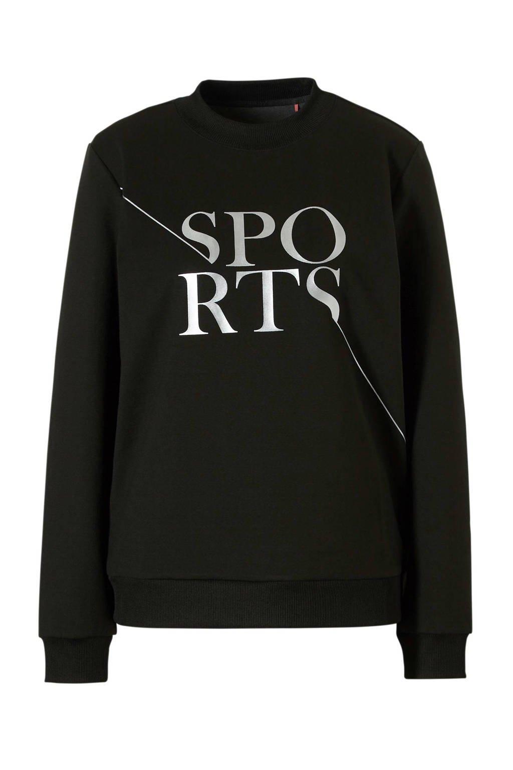 ESPRIT Women Sports sweater, Zwart