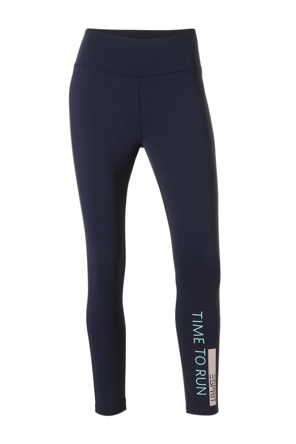 ESPRIT Women Sports sportbroek, Donkerblauw
