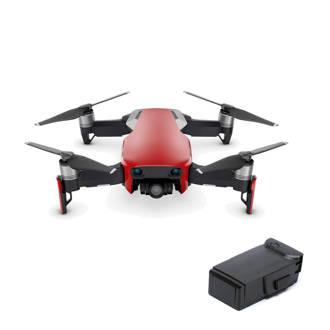 Mavic Air rood met extra batterij