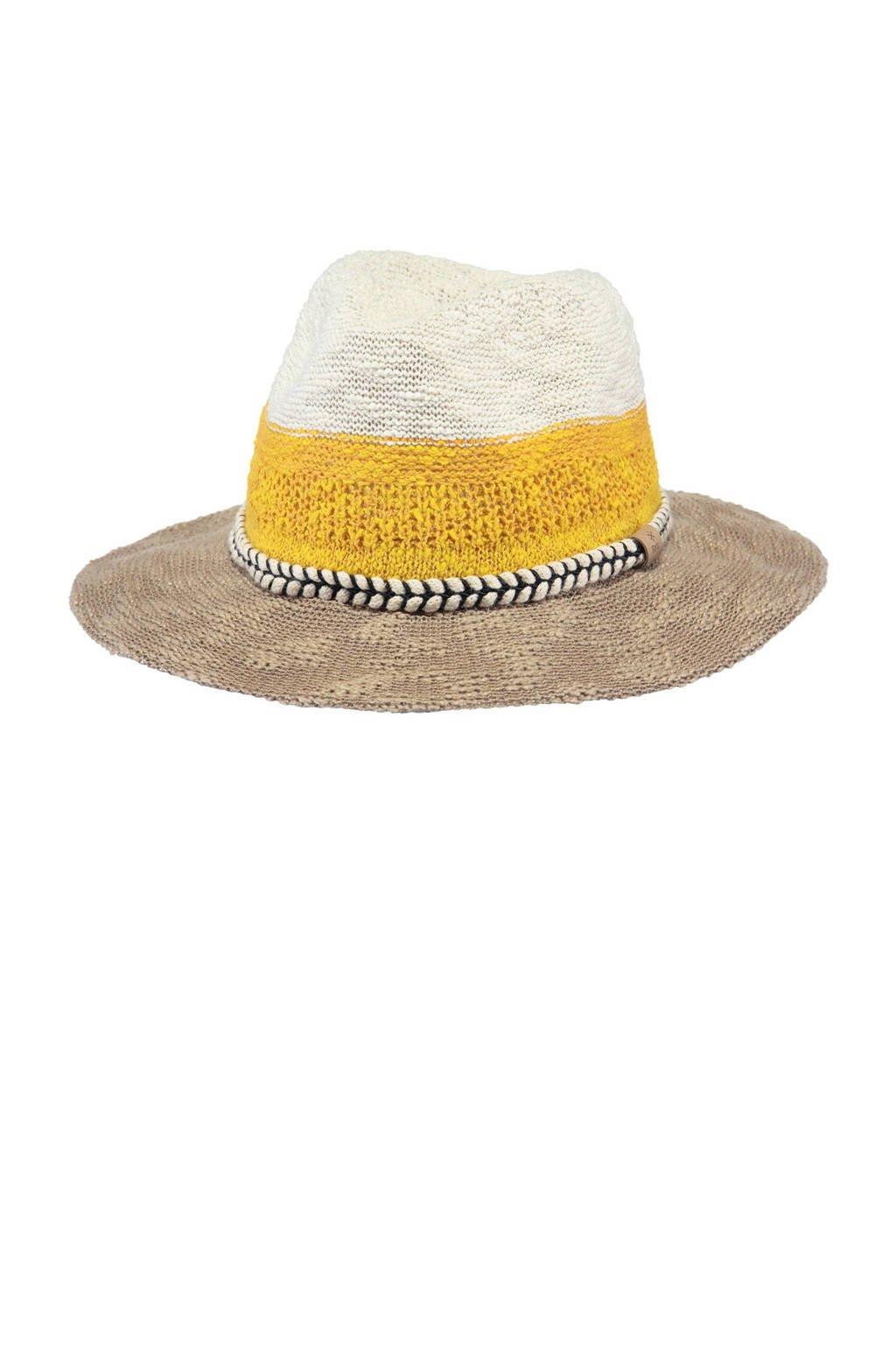 Barts hoed Ortega Hat geel, Geel
