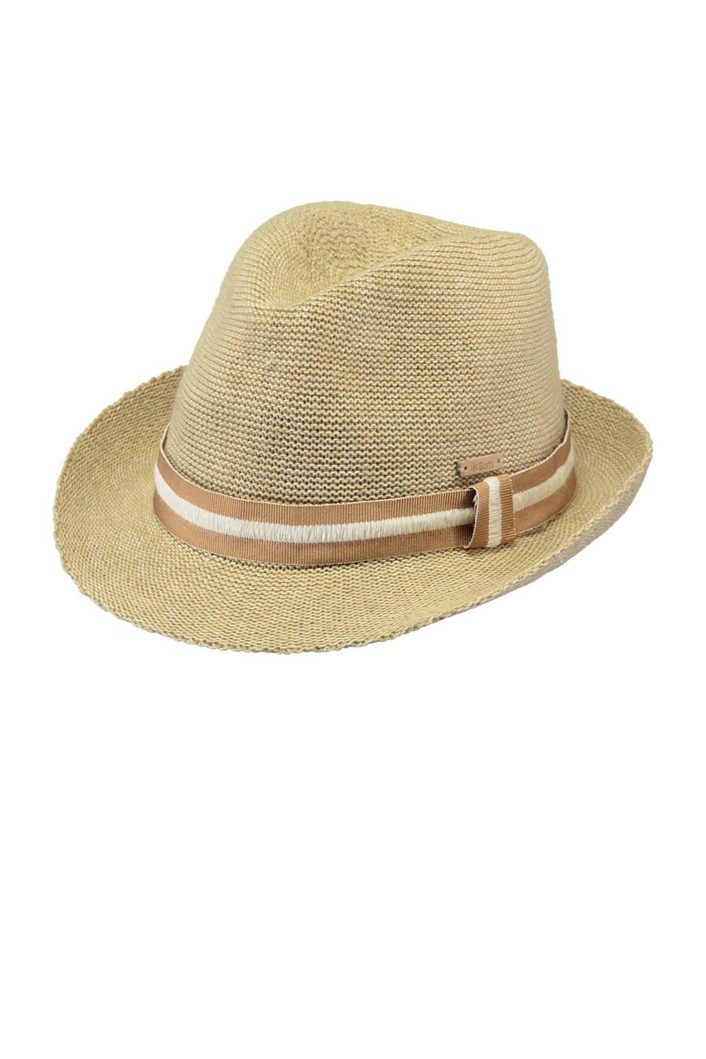 Barts hoed Woltz Hat, Beige