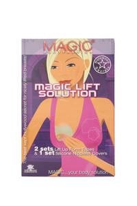 MAGIC Bodyfashion tepelcover met lifting, Transparant
