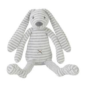 grijze Rabbit Reece  knuffel 28 cm