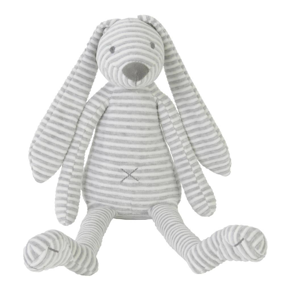 Happy Horse grijze Rabbit Reece  knuffel 38 cm