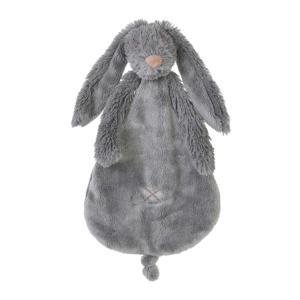 donkergrijze Rabbit Richie Tuttle knuffel 25 cm