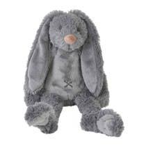 Happy Horse Tiny Deep Grey Rabbit Richie knuffel 28 cm