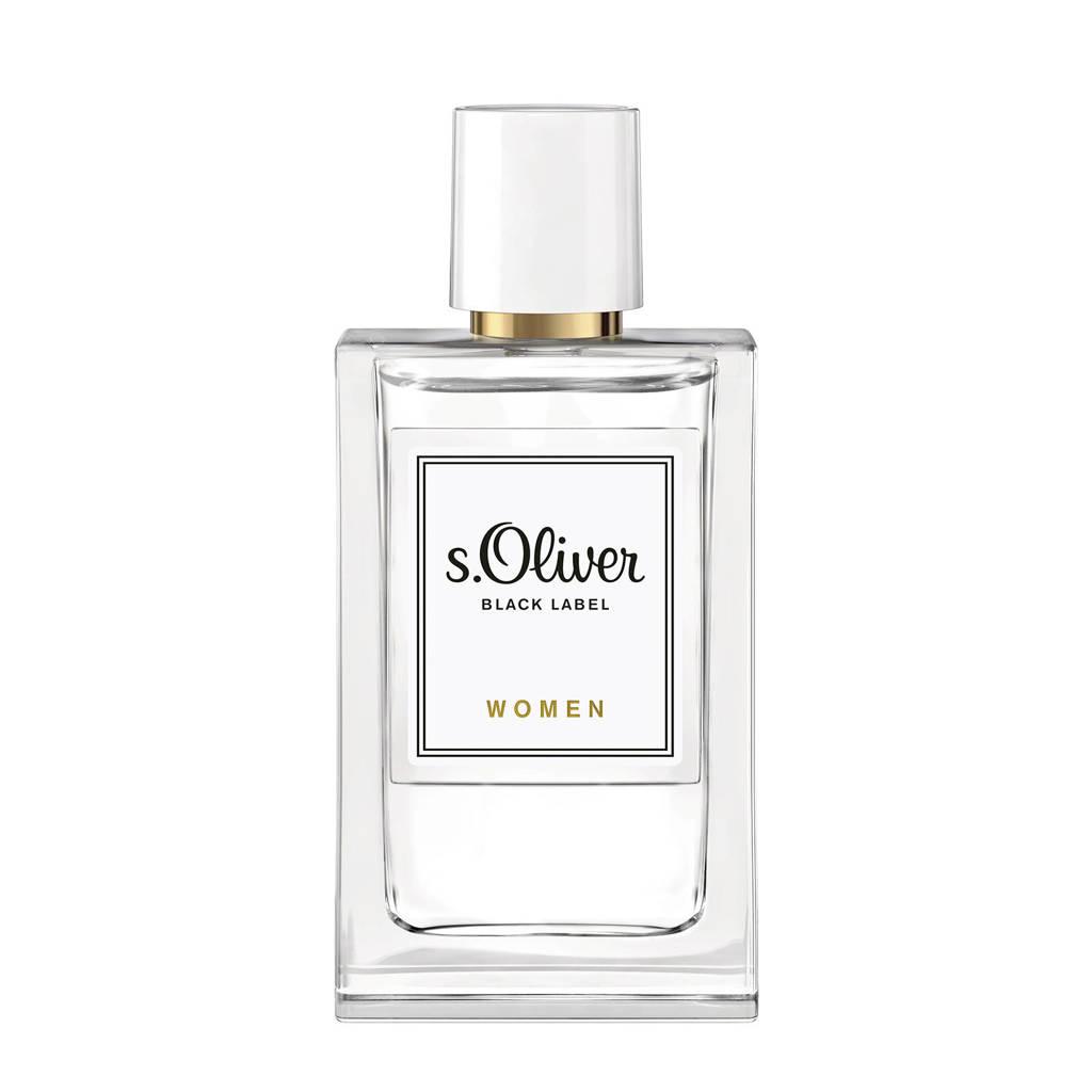 s.Oliver Black Label Women eau de toilette - 50 ml