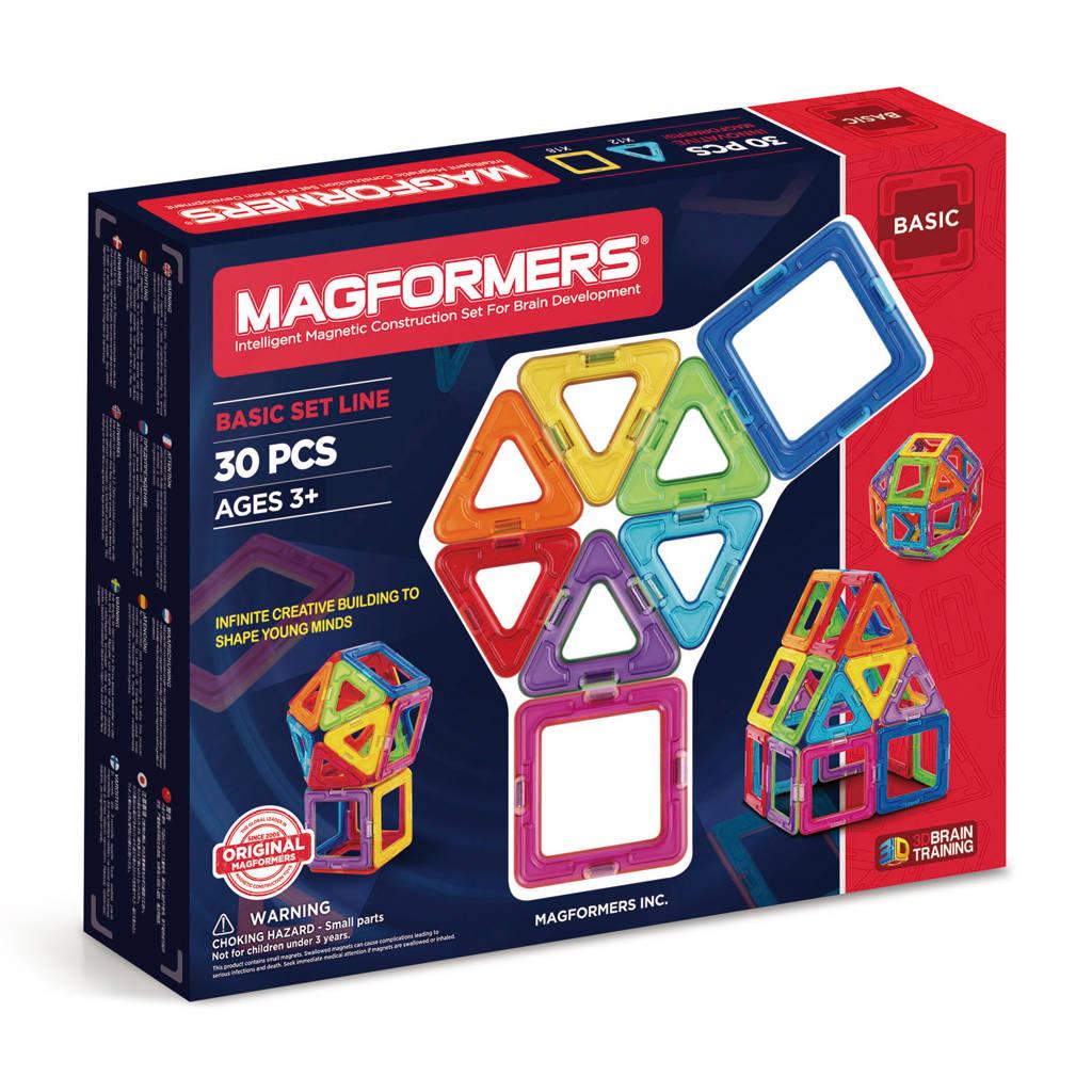 Magformers  basic set 30 stuks