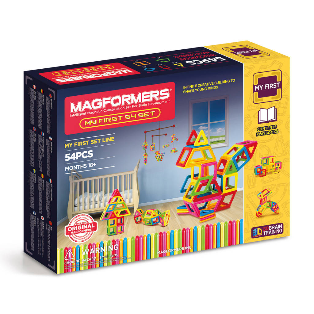 Magformers  my first set 54 stuks