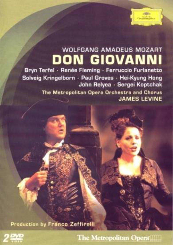 Renee/Terfel/Furlanetto/Kri Fleming - Don Giovanni(Complete) (DVD)