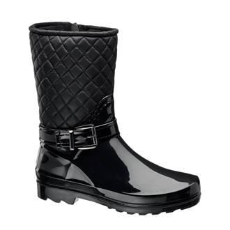 Graceland regenlaars zwart