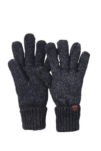 metallic look handschoenen