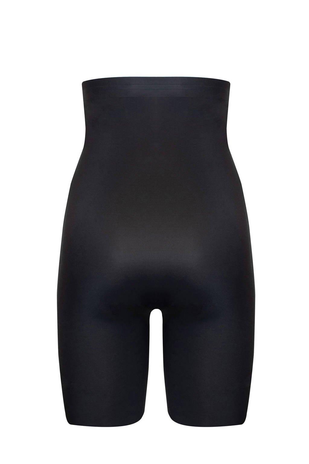 MAGIC Bodyfashion naadloze corrigerende short zwart, Zwart