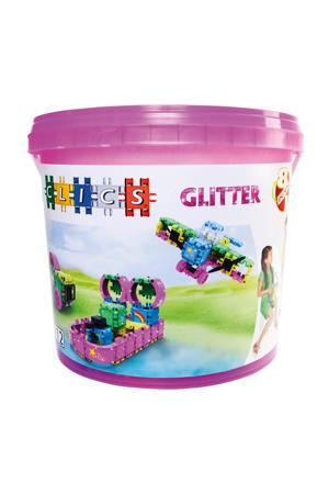 glitter bucket 8-in-1 175 stuks