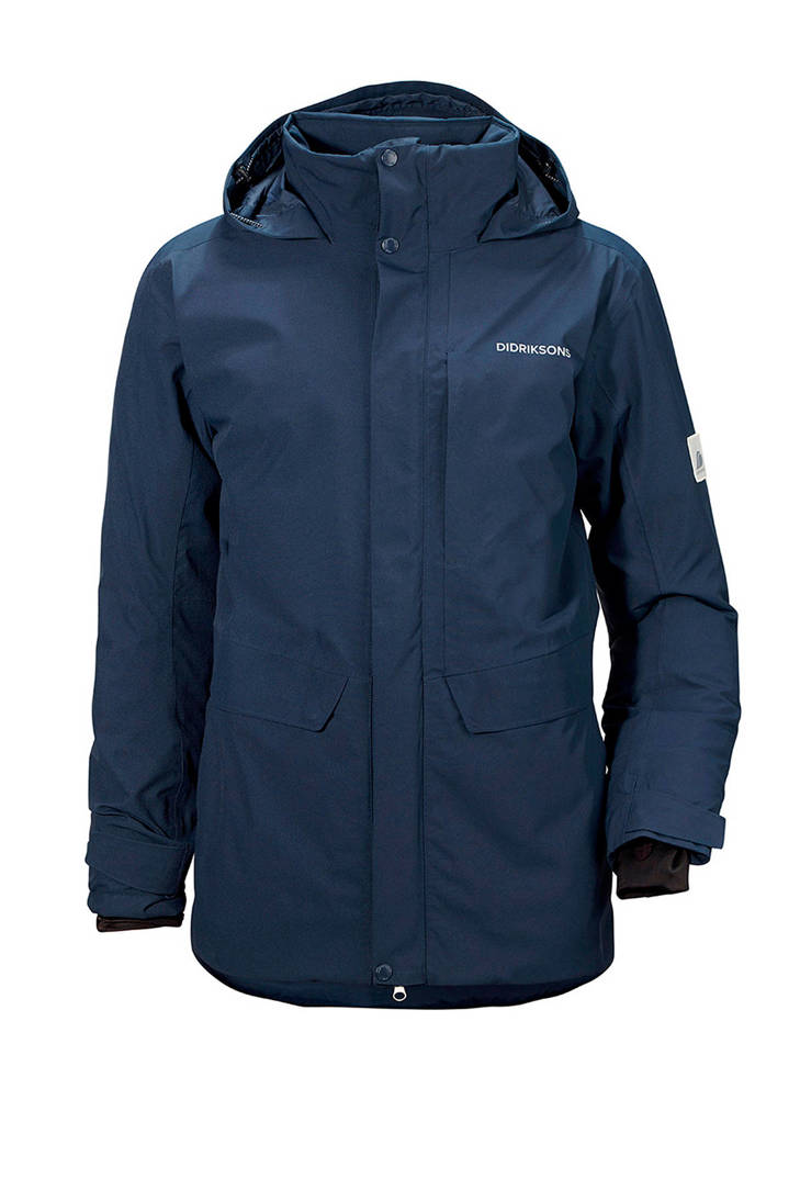 donkerblauw parka Didriksons Tommy donkerblauw Tommy parka Didriksons xwYnR0qn1