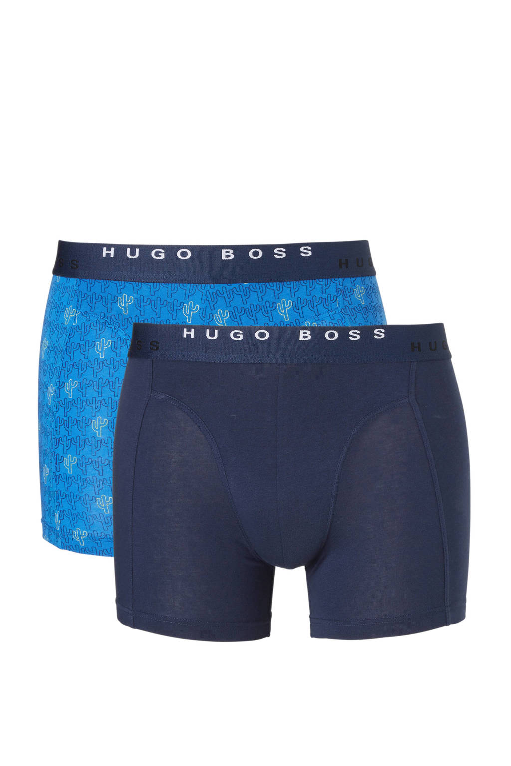 Boss boxershort - set van 2, Blauw