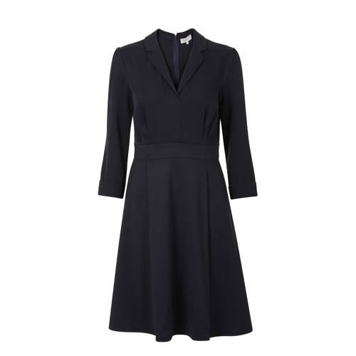 A-lijn jurk marine