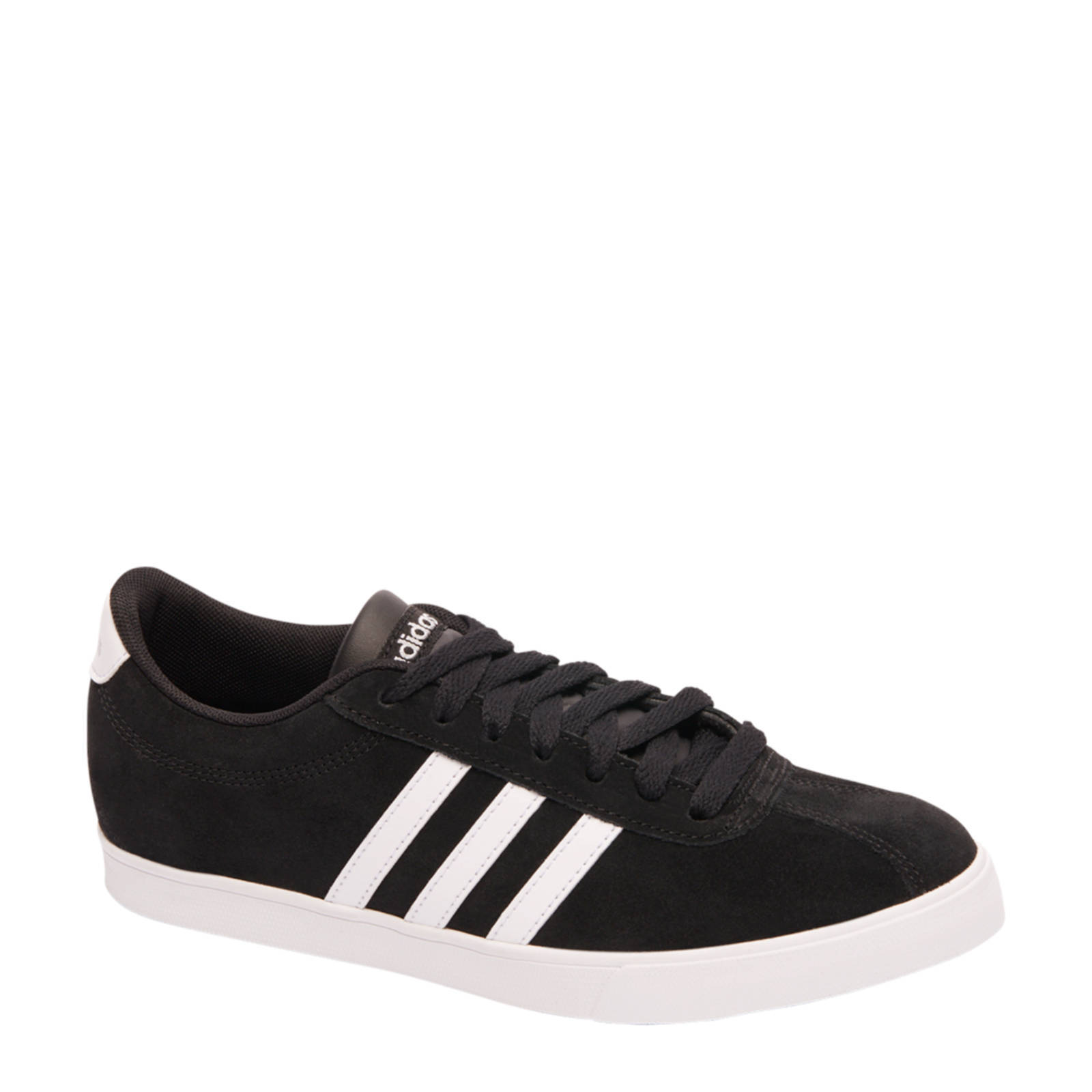 adidas Court Set sneakers zwart | wehkamp