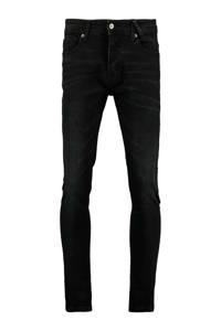 America Today slim fit jeans zwart, Zwart