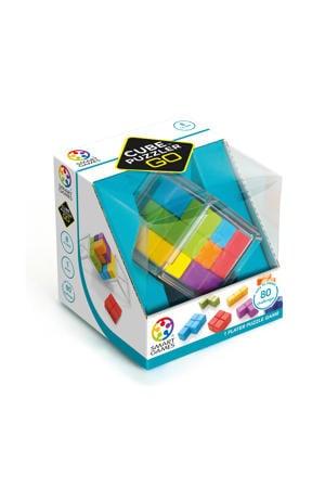 cube puzzler go  3D puzzel 7 stukjes