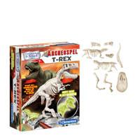 Clementoni  Archeospel T-rex Fluor