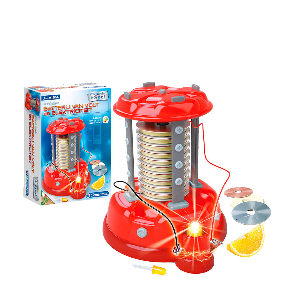 Clementoni  Wetenschap Elektriciteit
