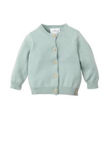 baby vest mintgroen