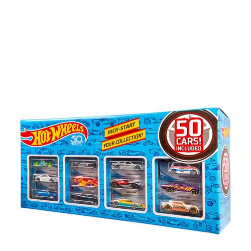Hot Wheels giftset 50 stuks kopen