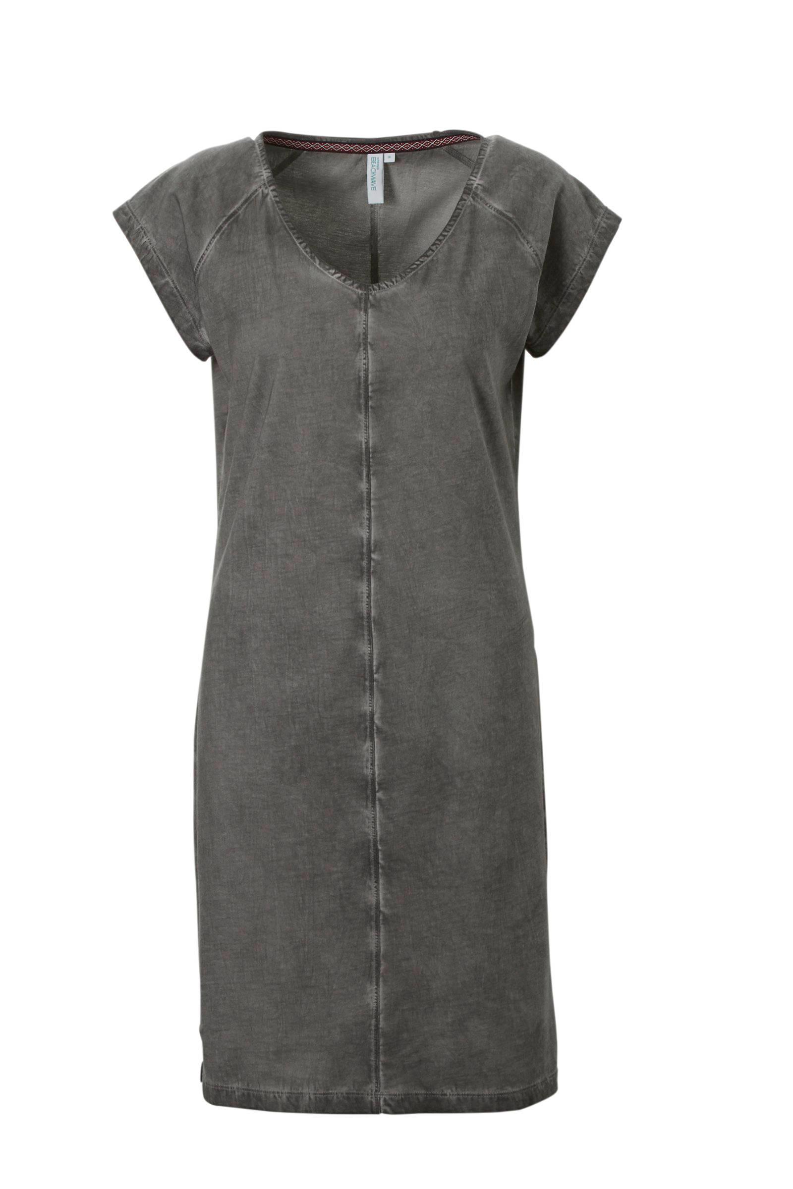 navy kleur jurk