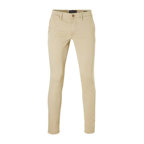 C&A Angelo Litrico slim fit chino ecru