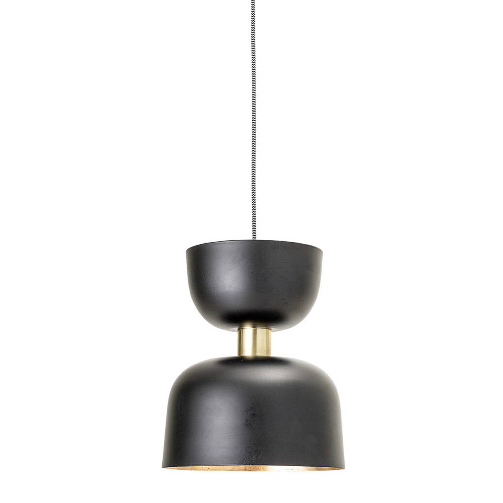 Bloomingville hanglamp, Zwart