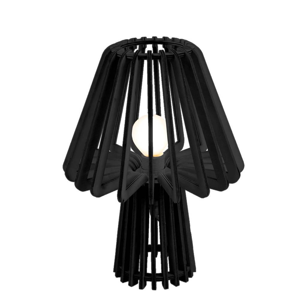 Leitmotiv tafellamp Mushroom, Zwart