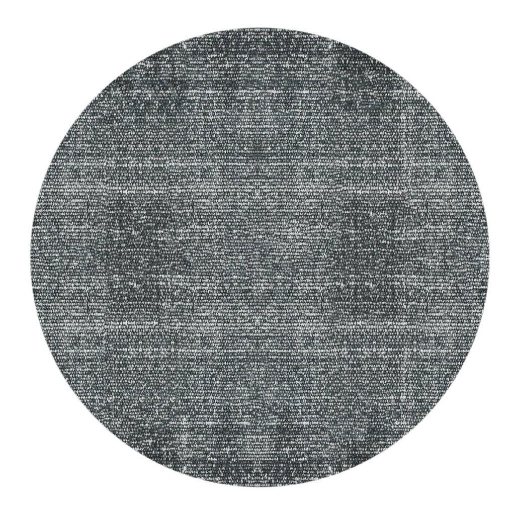 pt, vloerkleed  (Ø150 cm), Zwart