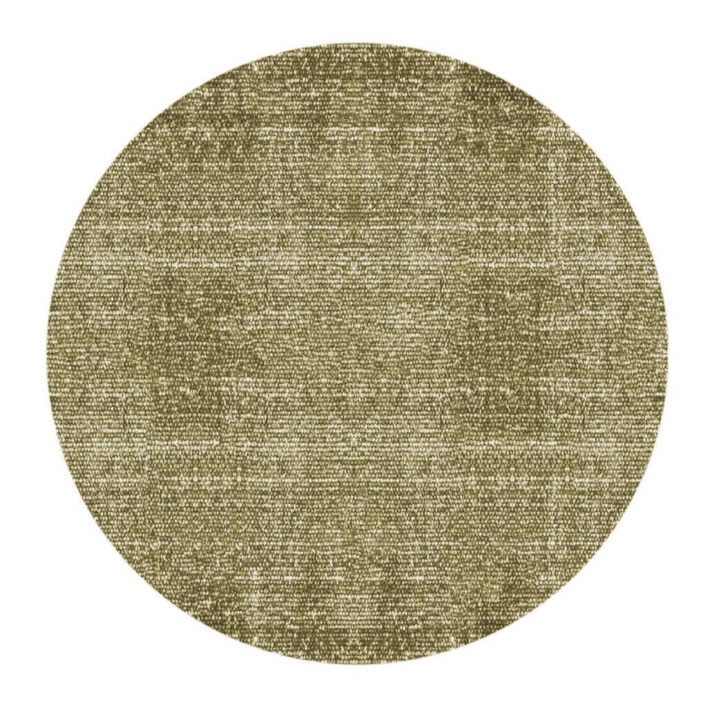 pt, vloerkleed  (Ø150 cm), Groen