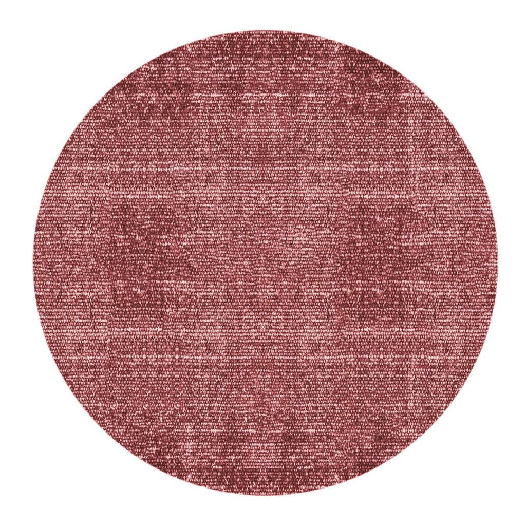 pt, vloerkleed  (Ø150 cm), Warmrood
