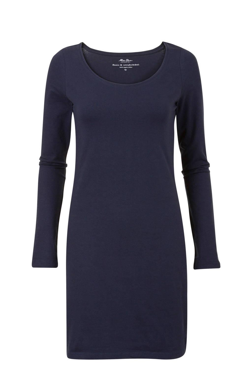 Miss Etam Lang lang T-shirt, Donkerblauw
