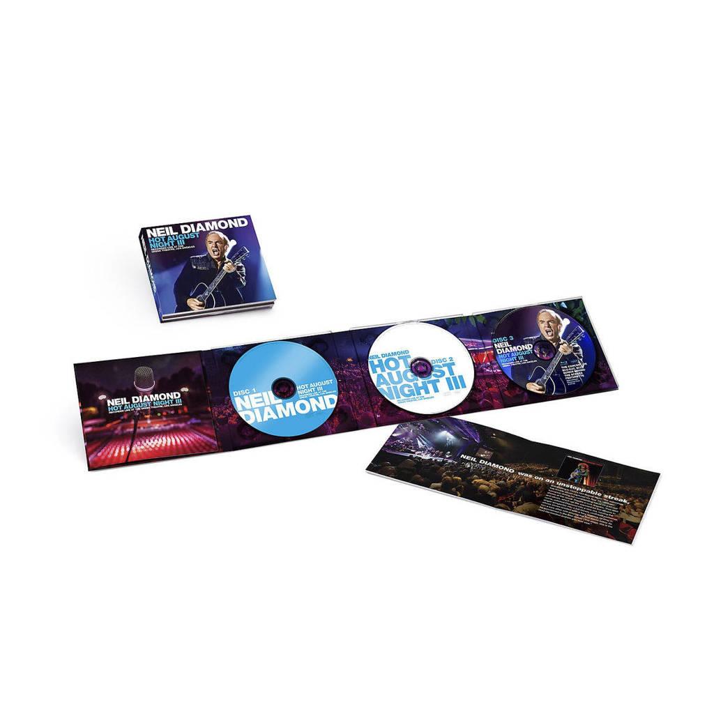 Neil Diamond - Hot August Night Iii  2Cd+1Bluray) (CD)